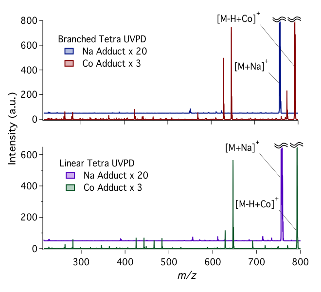 Recent Publication: Mobility Separation and UVPD of Co-Adducted Tetrasaccharides